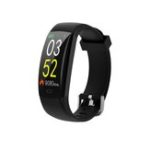 New Bakeey F64C Color Screen IP68 Heart Rate Information View Weather Fitness Tracker Smart Watch Band