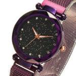 New Starry Sky Masonry Waterproof Women Quartz Watch