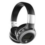 New Zealot B19 Wireless Bluetooth Headphone LED Display FM Radio TF Card Noise Cancelling Stereo Headset
