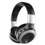 New Zealot B19 Wireless Bluetooth Headphone LED Display FM Radio TF Card Noise Cancelling Stereo Headset