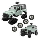 New FY003 2.4G 4WD 1/16 Off-Road Snowfield Wifi Control RC Car