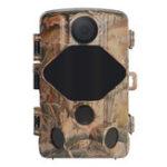 New DL-502 2.4″ Screen Full HD 14MP 1080P Night Vision Camera IP66 Waterproof Trap Hunting Camera