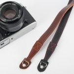 New Leather Camera Shoulder Neck Strap for Leica SLR DSLR Mirrorless
