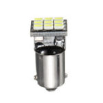 New BA9S T11 T4W SMD LED License Plate Lights Map Door Dome Bulb Lamp 1.1W 12V White 1Pcs