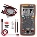 New ANENG AN8008 True RMS Wave Output Digital Multimeter 9999 Counts Backlight AC DC Current Voltage Res