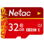 New Netac 16GB 32GB 64GB 128GB UHS-1 U1 U3 High Speed Memory Card TF Card for Xiaomi Mobile Phone