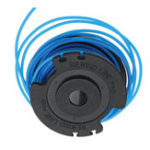 New Line String Trimmer Replacement Spool 0.065 Inch For Ryobi One/AC14RSLA 12V 24V 40V Lawnmower Blue