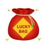 New Banggood Lucky Bag with Calendar Storage Box