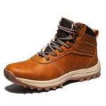 New Men Casual Retro Boots