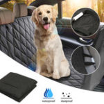 New Pet Car Back Seat Cover Dog Cat Waterproof Hammock Protector Mat Blanket Pet Mat