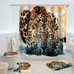 New Bathroom Carpet Bath Mat Animal for Bath Room Floor Mats Kitchen Rugs Entrance Doormats Mat for Toilet