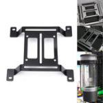 New Water Pump Reservoir Mounting Bracket for Water Cooling Extension