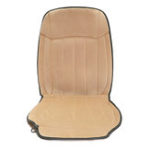 New 12V Electric Fleeced Car Heated Seat Cushion Cover Seat Heater Warmer Winter Household Mat