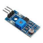 New 3pcs 5V/3.3V 3 Pin Photosensitive Sensor Module Light Sensing Resistor Module