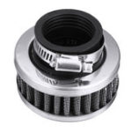 New 35mm/42mm/48mm/52mm Air Filter Cleaner Motorcycle Pit Bike Universal