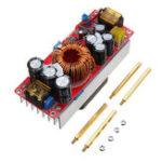 New 1500W 30A High Power DC-DC Constant Voltage Constant Current Step-up Power Module Boost Converter 12V 24V 48V To 48V 60V 72V