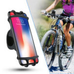 New RAXFLY Elastic Adjustable Buckle Bicycle Bike Handlebar Mount Phone Holder for Xiaomi Mobile Phone