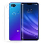 New Bakeey Ultra-Thin Transparent Soft TPU Protective Case for Xiaomi Mi8 Mi 8 Lite 6.26 inch