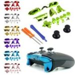 New Game Controller Bumper Triggers Buttons Replacement Full Set D-pad For Xbox One Elite X1