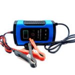 New 110-220V Car Battery Charger 12V 6A Smart Charging Battery Maintainer
