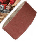 New 40 Grit Sanding Belt 610x100mm 4×24 Inch Ring Abrasive Aluminium Oxide For Sanders