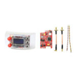 New FuriousFPV TrueD 2.4G Diversity Receiver System W/ Long Range 2.4G VTX Combo for FatShark Attitude