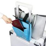 New IPRee® Outdoor Travel Trolley Suitcase Bag Portable Storage Handbag Briefcase With Luggage Strap