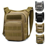 New Men New Canvas Tactical Camo Shoulder Bag Outdoor Bag