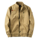 New Mens Winter Outdoor Military Multi Pockets Epaulet Jacket
