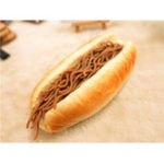 New Bread Squishy Noodles Sandwich 16CM Slow Rising With Packaging Collection Gift Decor Soft Toy