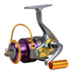 New ZANLURE HB2000-4000 5.5:1 12+1BB Full Metal Spinning Reel Coil Carp Fishing Reel