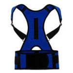 New Back Support Waist Protector Adjustable Shoulder Posture Corrector Sports Pain Relief