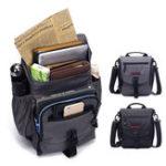 New Men Multi-function Travel Crossbody Bag