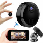 New Mini HD 1080P Wireless WiFi IP Security Camera Night Vision Home Camcorder APP Control