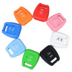 New 2 Buttons Silicone Remote Key Case For Vauxhall Opel And For Astra Vectra Tigra Omega