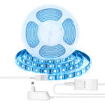 New BlitzWolf® BW-LT11 2M/5M Smart APP Control RGBW LED Light Strip Kit or 1M Strip Light Extension Plus
