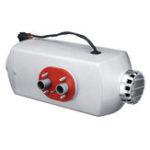 New 12V 8KW 10L Tank Low Noise Diesel Car Air Heater Digital Display Kit