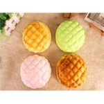 New Bread Squishy Pineapple Bun 13CM Slow Rising Collection Gift Decor Soft Toys