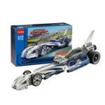New DECOOL 3415 Technic Car 125PCS Building Blocks Sets For Kids Model Toys