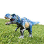 New Jurassic T-Rex Tyrannosaurus Rex Dinosaur Toy Diecast Model Collector Decor Kids Gift