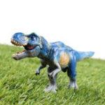 New Jurassic T-Rex Tyrannosaurus Rex Dinosaur Toy Diecast Model Collector Decor Kids Gift