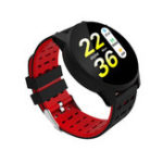 New Bakeey B2 Dynamic Heart Rate Blood Pressure Oxygen Round Dial Sport Modes Smart Watch