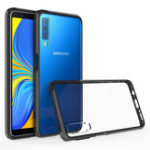 New Bakeey Clear Acrylic Shockproof Protective Case For Samsung Galaxy A7 2018