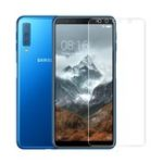 New Bakeey 2.5D Curved Edge Tempered Glass Screen Protector For Samsung Galaxy A7 2018