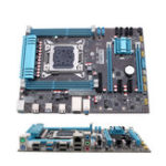 New Computer PC Gaming Motherboard ATX For Intel X79 LGA 2011 DDR3 Support For i7/E5