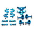New Wltoys Metal Full Set Upgrade For 1/28 P929 P939 K979 K989 K999 k969 RC Car Parts