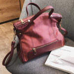 New Leisure Large Capacity Tote Handbag Shoulder Bag For Women