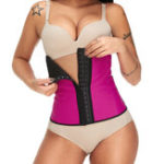 New ZANZEA Push Up Chest Tummy Control Waist Cinchers