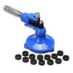 New Ring Stretcher Expander Enlarger For Stone Set Jewelry Craft Making Tools w/ 13 Knurls