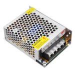 New AC110V/220V To DC5V 5A 25W Power Supply Lighting Transformer Converter for LED Strip Light